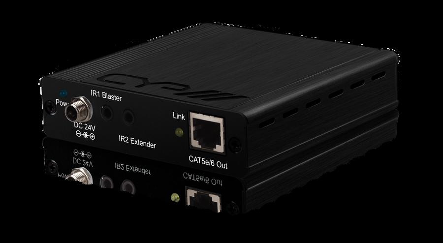 CYP/// HDBaseT Lite mottagare. 4K, PoE, RS232, IR, 60 meter