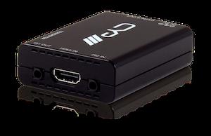 HDMI över Cat Lite, 2way IR, 60 m, USB powered sändare