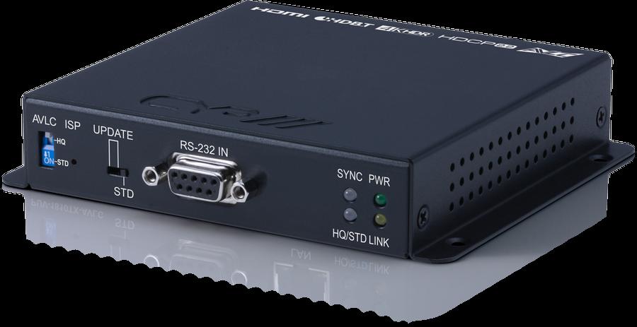 CYP/// HDBaseT Lite sändare, 4K, HDR, PoH, AVLC