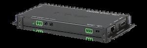 HDBaseT 2.0 Slimline Mottagare, 4K UHD, HDCP 2.2