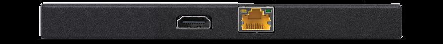 CYP/// Slimline HDBaseT Lite mottagare, 4K, HDCP2.2, OAR