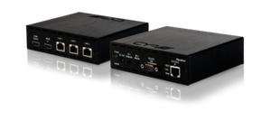 HDMI v1.4, RS232, IR & IP. Cat6 Mottagare