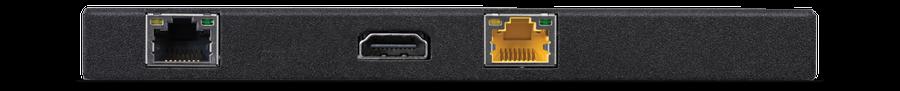 CYP/// Slimline Full HDBaseT mot., 4K, HDCP2.2, OAR