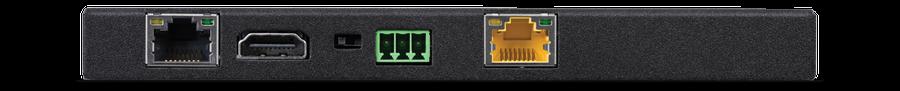 CYP/// Slimline Full HDBaseT Sändare, 4K, HDCP2.2, OAR