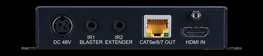 CYP/// HDBaseT Sändare, 4K, HDR, 5Play, AVLC