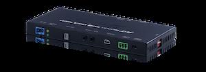HDBaseT Lite sändare, 4K, HDR, PoH, AVLC, OAR