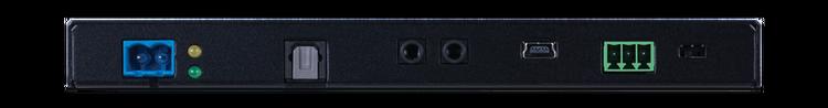 CYP/// HDBaseT sändare, 4K@60Hz, HDR, PoH, AVLC, OAR, 100Mbit/s data