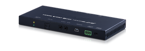 HDBaseT Lite mottagare, 4K, HDR, PoH, AVLC, OAR