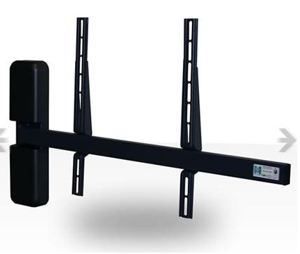 HDconnect Motorstyrt väggfäste svängbart 180° Parva