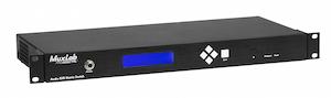 Matrisväxel för ljud 8x8