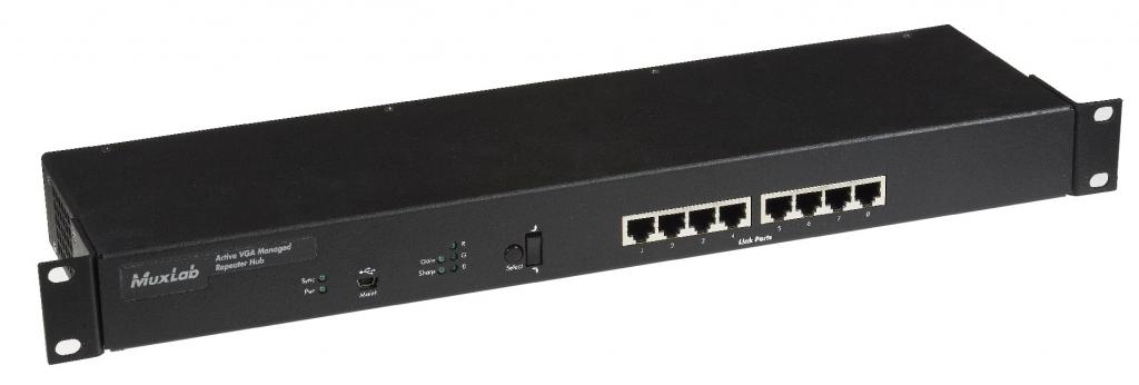 Muxlab Aktiv VGA Repeater 8p