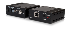 2-way Digitalt ljud över en CAT kabel med PoE