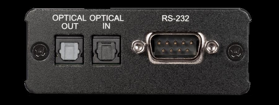 CYP/// Digitalt ljud över 1 CAT kabel, Mottagare (PoC)