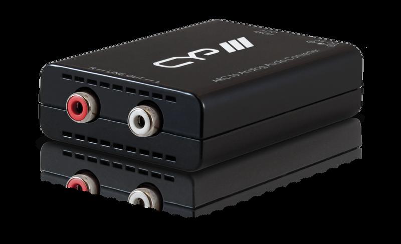 CYP/// HDMI till Stereo Ljud från ARC
