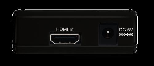 CYP/// HDMI till HDMI scaler med stöd för 24 fps