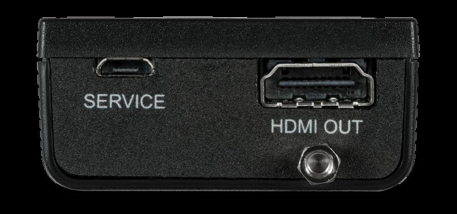 CYP/// HDCP omvandlare 2.2 till 1.4, HDMI repeater