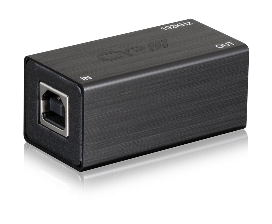 CYP/// USB Digital Audio Converter ( 192 KHz / 24-bit )