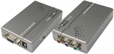 Cypress T. PC/VGA till komponent