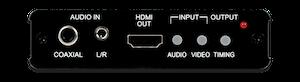 PC / VGA / DVI till HDMI 1080p