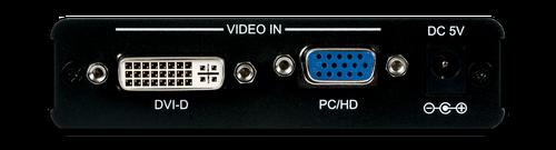 CYP/// PC / VGA / DVI till HDMI 1080p