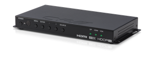 HDMI / VGA / DisplayPort till HDMI scaler