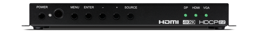 CYP/// HDMI / VGA / DisplayPort till HDMI scaler