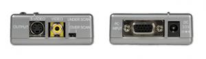 CPT-385A VGA till video / S-Video konverter