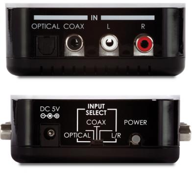 CYP/// Multi-omvandlare för ljud