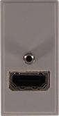 Digitaltvexperten Modul HDMI liggande med skruv