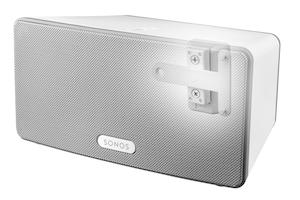 Väggfäste för Sonos Play:3 Vit Svängbart /vridbart