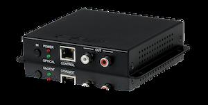 Styrbox/switch för ljud, IP, volym kontroll