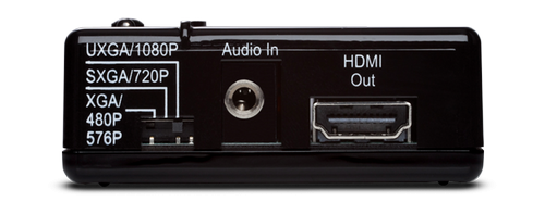 CYP/// CV / SV till HDMI med ljud