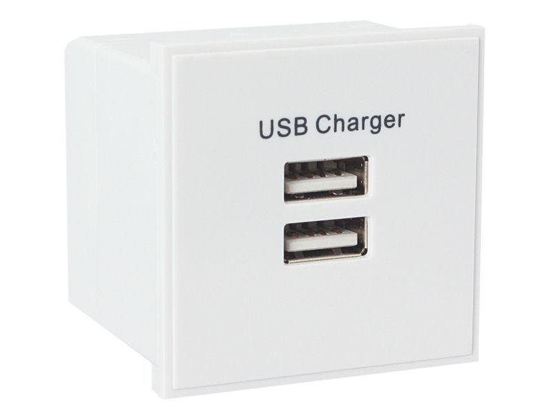 Digitaltvexperten Modul USB med 2 uttag