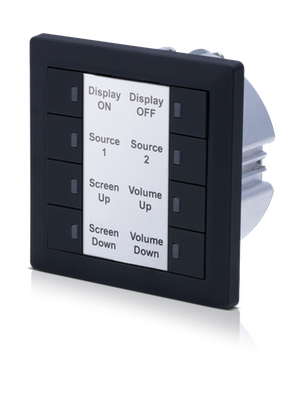 Surface Mount Keypad Control System