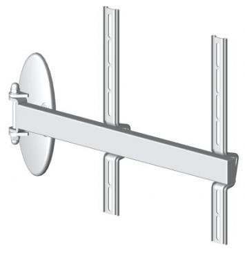 HDconnect Manuellt väggfäste svängbart 180° Parva
