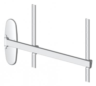 HDconnect Manuellt väggfäste svängbart 180° Magna