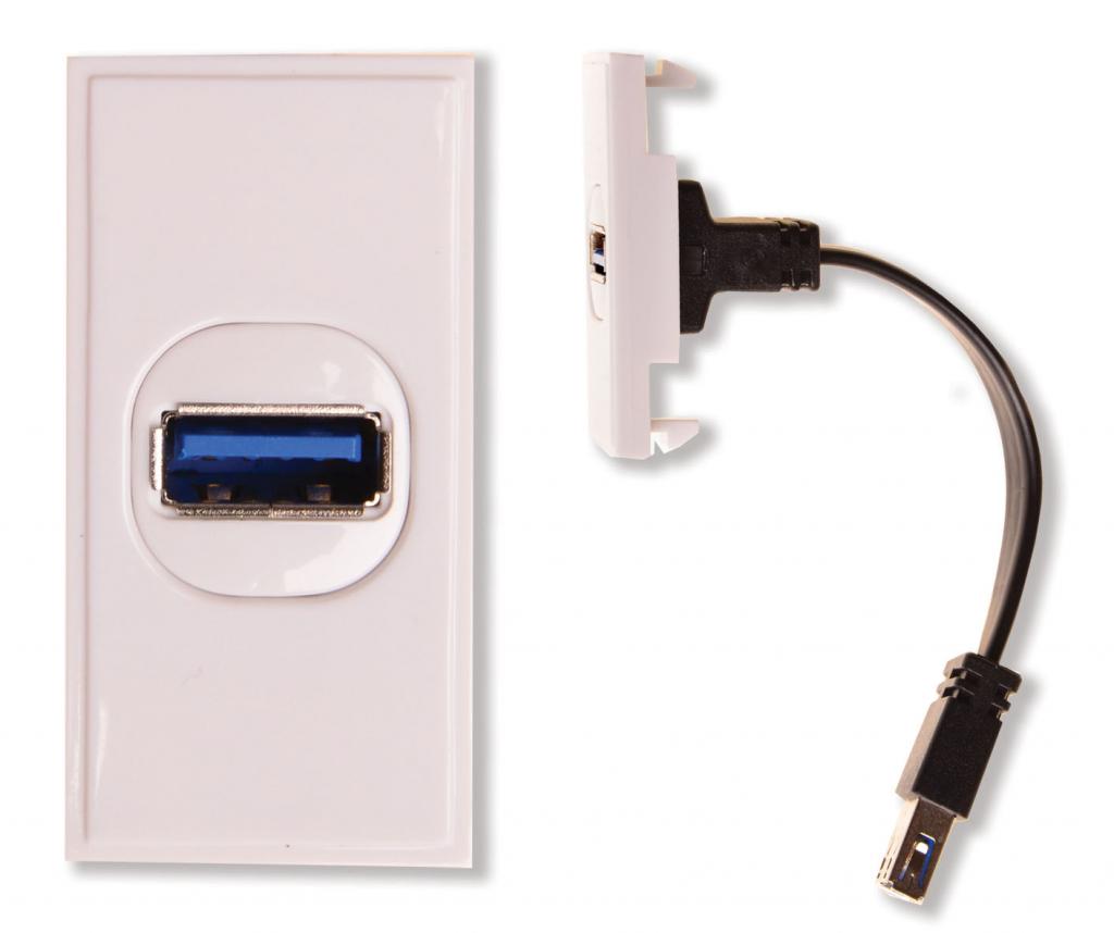 HDconnect Modul USB med kabel