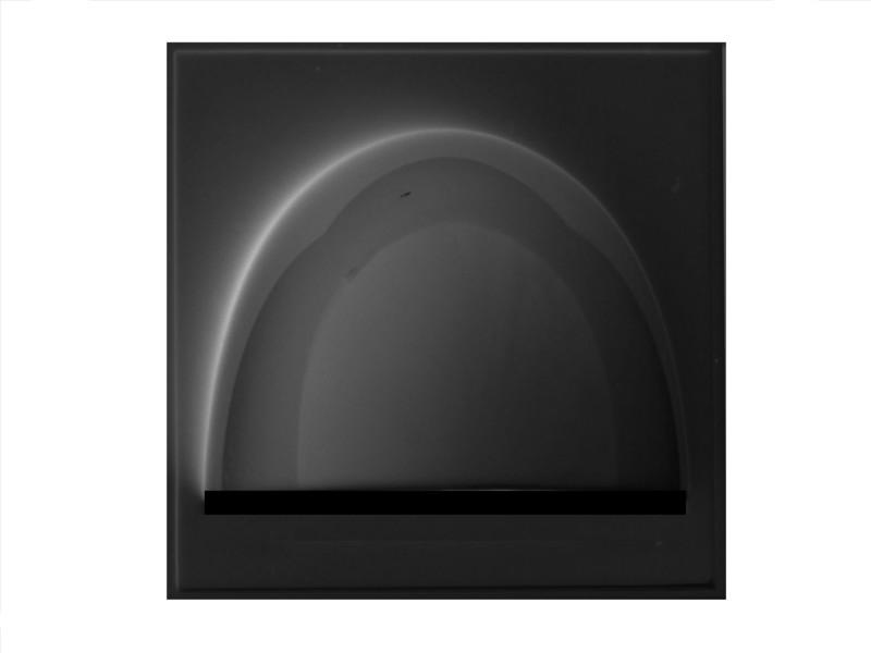 HDconnect Borstmodul med skyddande kåpa Svart