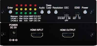 CYP/// EDID / CEC Selector / Simulator