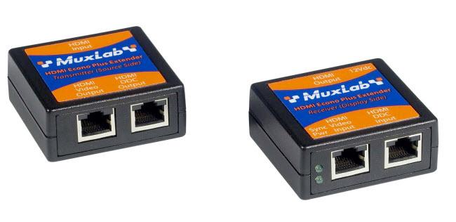Muxlab HDMI Extender Kit 2 kablar