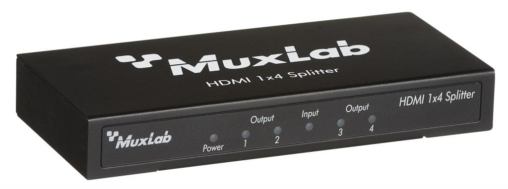Muxlab HDMI 1x4 Splitter