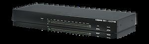 HDMI splitter 1:10 med 4K, HDMI2.0, HDCP2.2