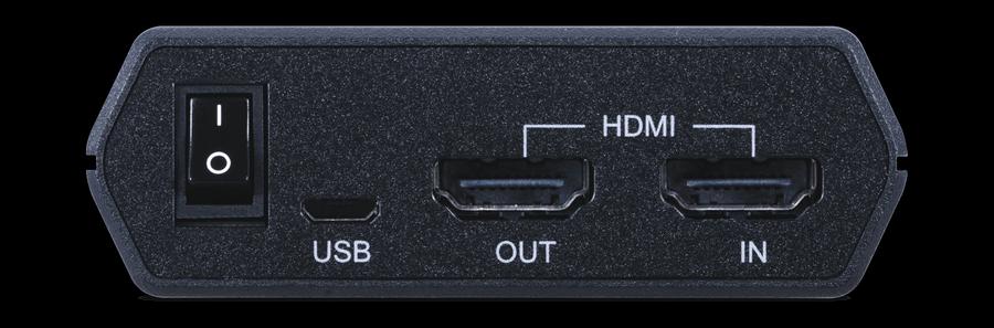 CYP/// Avancerad HDMI analysator, 4K2K, HDCP2.2 och kabeltestare