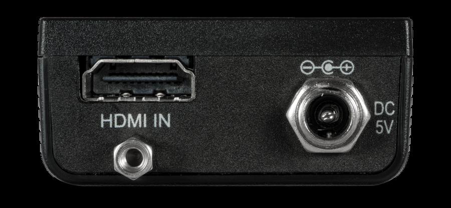CYP/// HDMI 4K UHD Repeater / Förstärkare, 6G