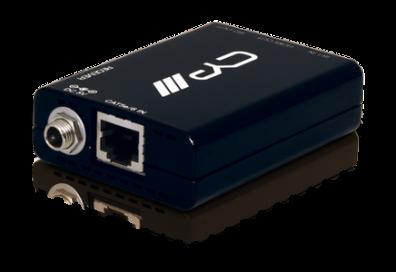 CYP/// HDMI mottagare Singel Cat 5e/6/7 med IR