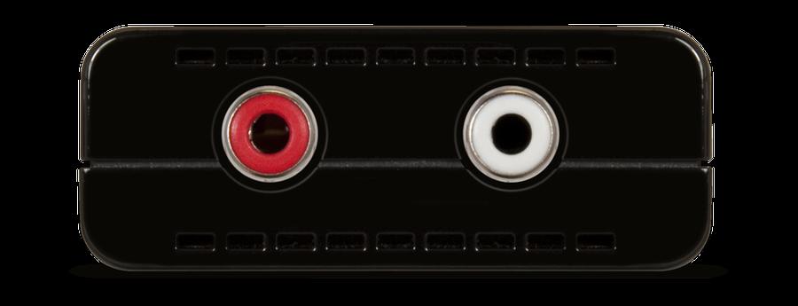 CYP/// Omvandlare, optiskt till analogt ljud