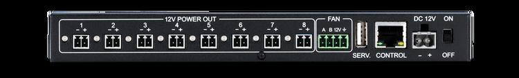 CYP/// 12V DC PSU för RAX Rackmontering