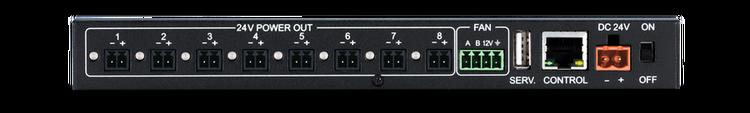 CYP/// 24V DC PSU för RAX Rackmontering