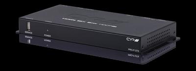 CYP/// HDMI över Fiber, Mottagare, 4K UHD