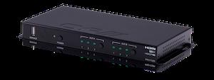 HDMI över Fiber, Transceiver, 4K UHD